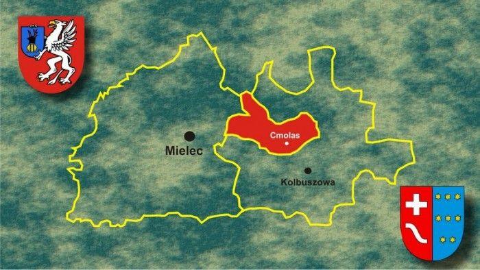 Referendum. Gmina Cmolas przyłączy się do powiatu mieleckiego? http://www.radio.rzeszow.pl/informacje/item/35094-gmina-cmolas-przylaczy-sie-do-powiatu-mieleckiego
