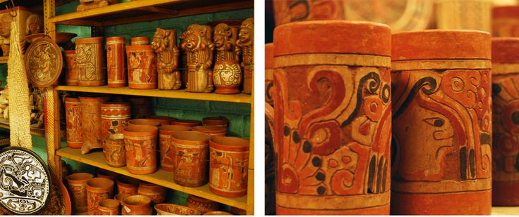 Souvenir El Tazumal.- Artesanías, decoración y accesorios. Chalchuapa, Santa Ana.