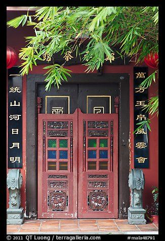 Malacca City, Malaysia.  One of the highlights of Malacca is that the city features a seamless blend of tradition and modernity.