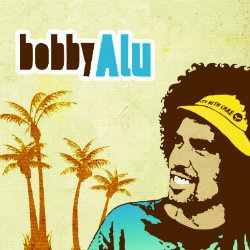 Pacific grooves, afro rhythms, smooth harmony & good vibes.  QLD's latest vibrant offering brings a fresh sound to the Aussie Roots music scene. Introducing Bobby Alu - a new age crooner.