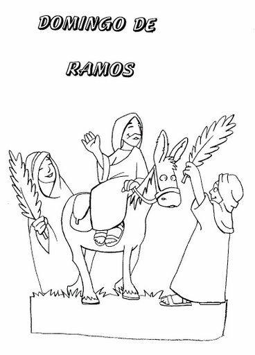 9 best domingo de ramos images on Pinterest | Palm sunday, Bible ...