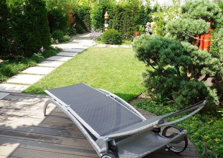 192 besten garten bilder auf pinterest   gärten, dachterrasse und, Gartengestaltung