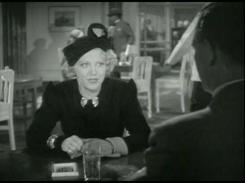 A scene near the end of the 1936 film