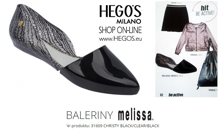 Melissa Slippers Autumn/Winter 15/16 Collection HEGO'S