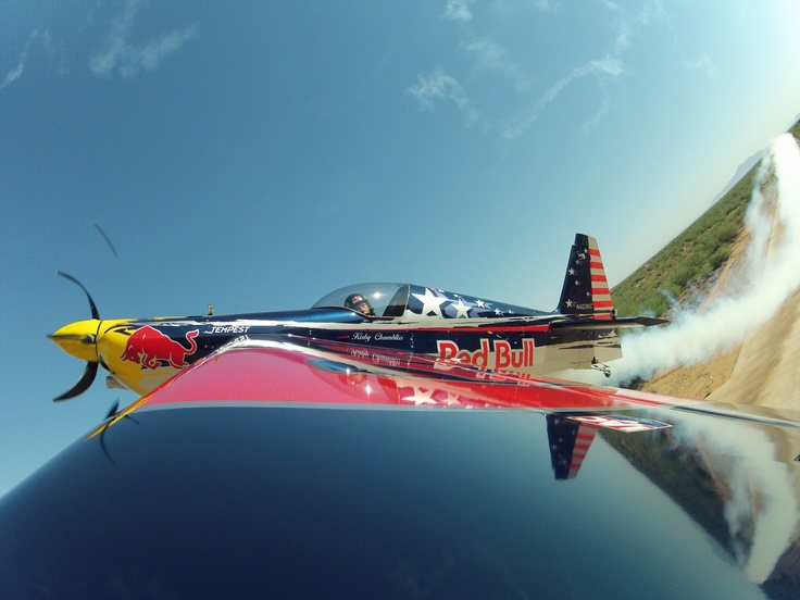 GoPro at EAA AirVenture Oshkosh with Kirby Chambliss & Red Bull