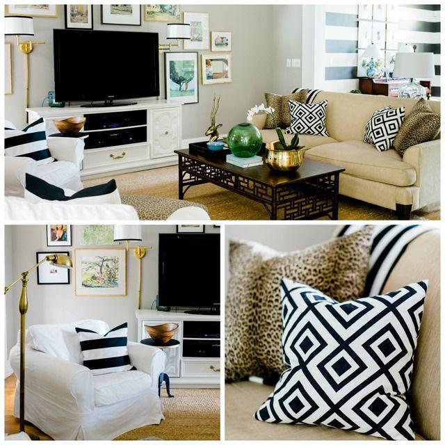 How I Choose Pillow Fabrics - Emily A. Clark