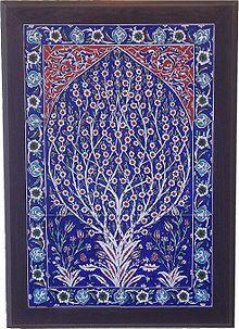 Turkish Blue Tiles