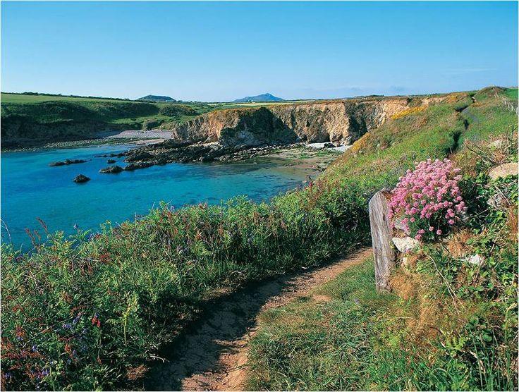Côte du Parc National de Pembrokeshire, Pays de Galles Visit Wales