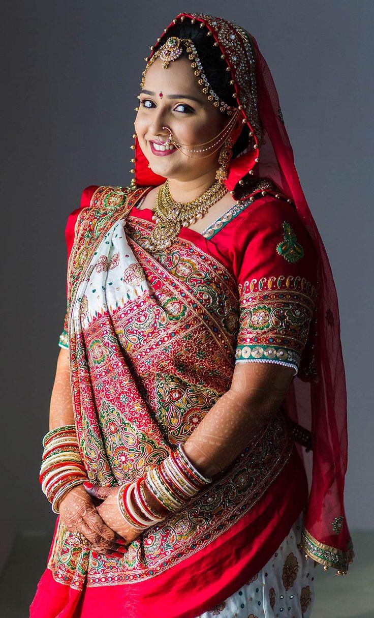 Real Indian Weddings A Grand Gujarati Wedding That Will -4364