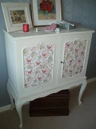 shabby chic decoupaged furniture - Google Search