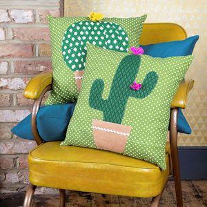 Cactus Cushion - whatsnew