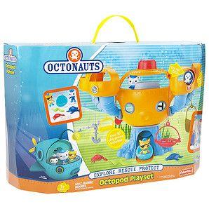 Fisher-Price Octonauts Octopod Playset | Target Australia