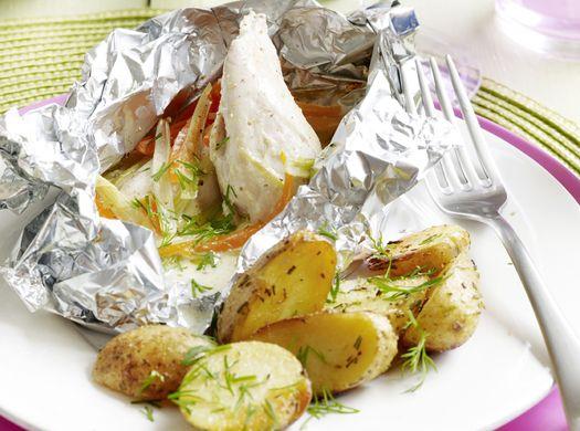 Papillot met kip en groenten http://www.kip.be/recept/papillot-met-kip-en-groenten