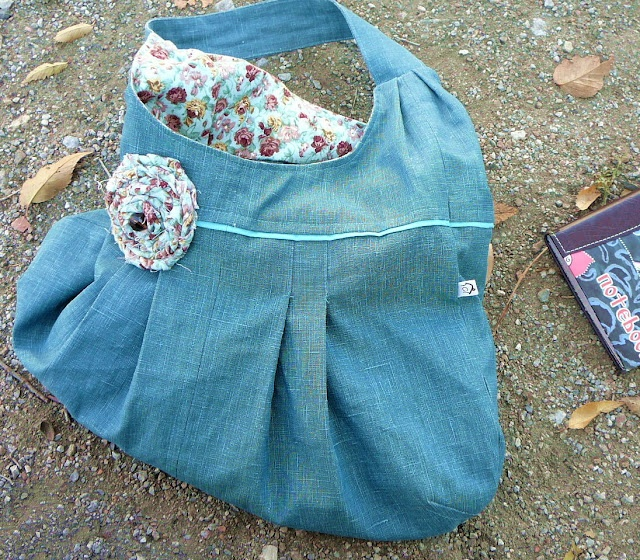 Bag with free pattern