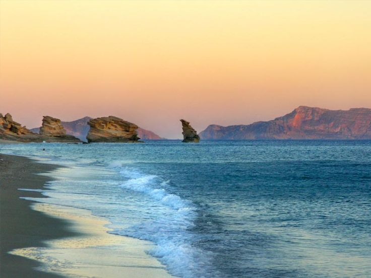 Triopetra beach in southern beach...just perfect!