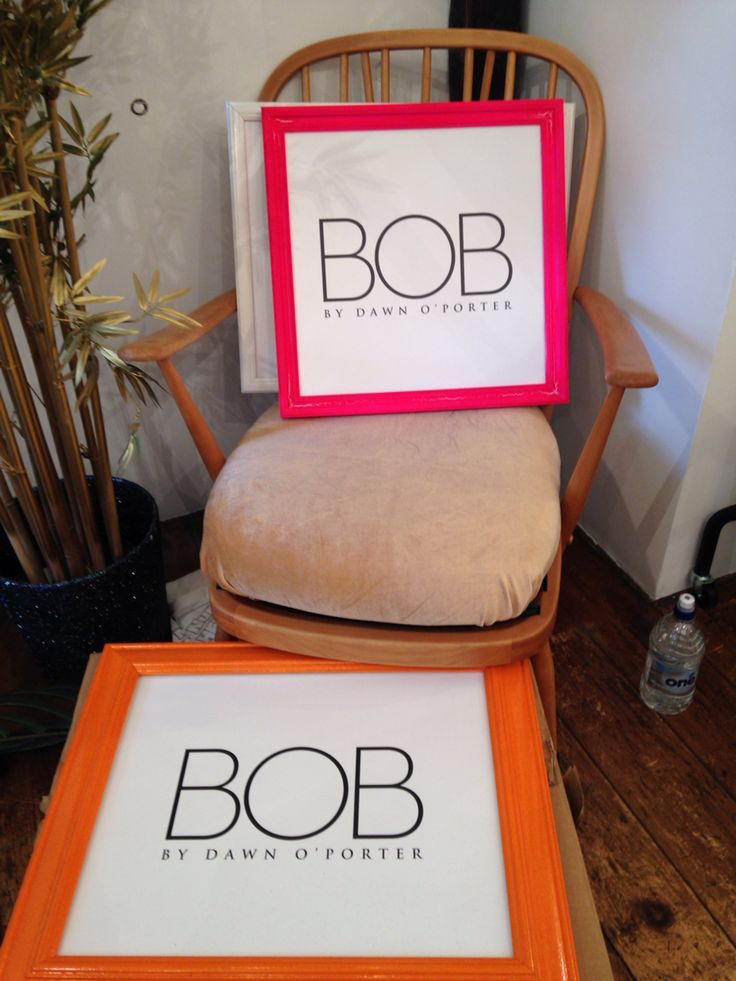 BOB pop up by Hello Flamingo #window display #pop up
