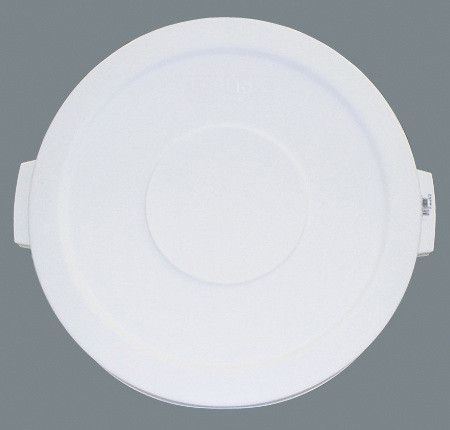 Carlisle White Waste Container Lid For 10 Gallon - Carlisle (341011-02)