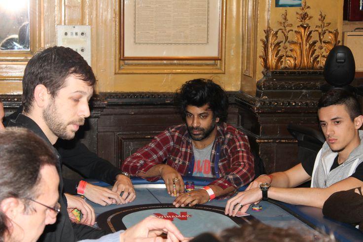 #WiPT - Vikash Dhorasoo, Day 1A. #Winamax #poker