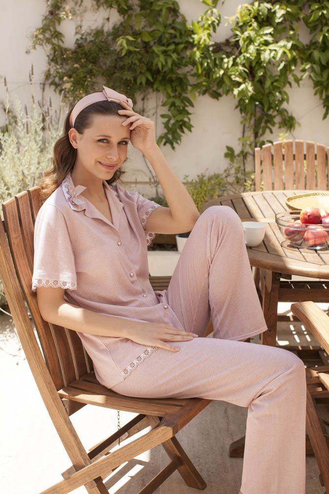 Cotton_Viscose Pyjama