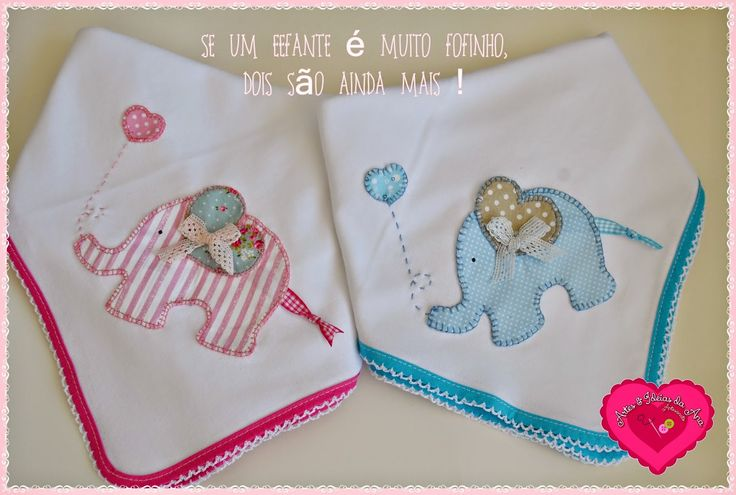 Artes & Ideias da Ana: 1 elefante...2 elefantes.... ♥