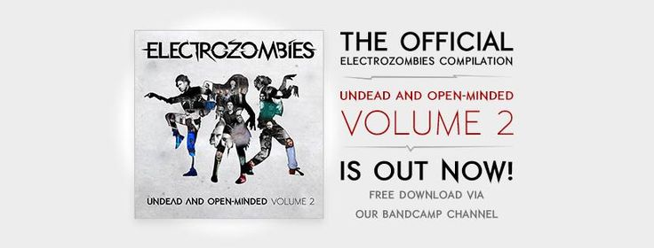 This is a MUST download for all fans of #Synthpop, #Electropop, #Futurepop, #EBM, #Electrorock & #Darkwave. Plus, it's #FREE! ... Check out Track 2 by The Sweetest Condition!  Download on Bandcamp: https://electrozmbs.bandcamp.com/album/undead-and-open-minded-volume-2bandcamp.com