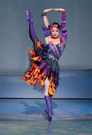 Australian Ballet School - THE SNOW QUEEN