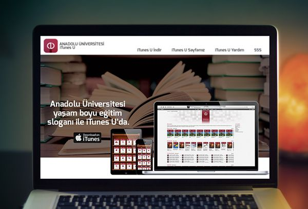 Anadolu iTunes - Temsili by Mert Özdemir, via Behance