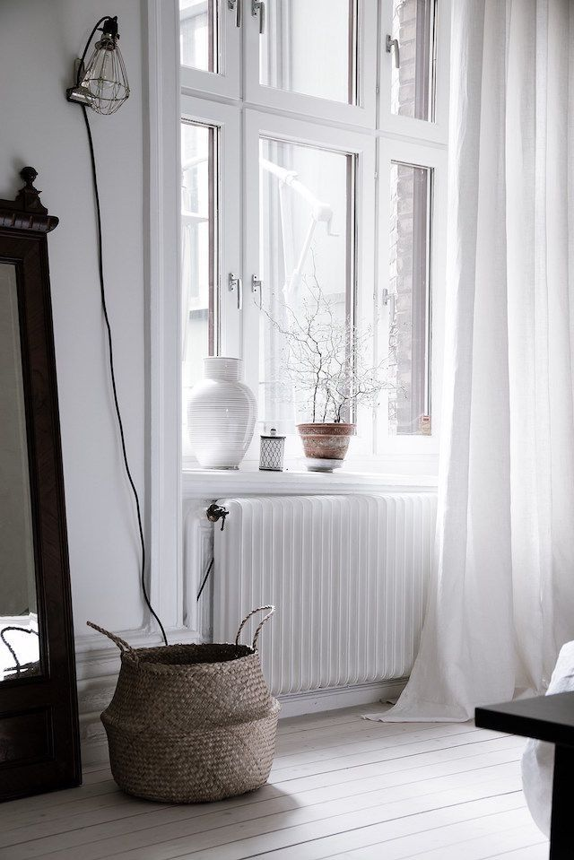my scandinavian home: An elegant, light and airy Swedish home