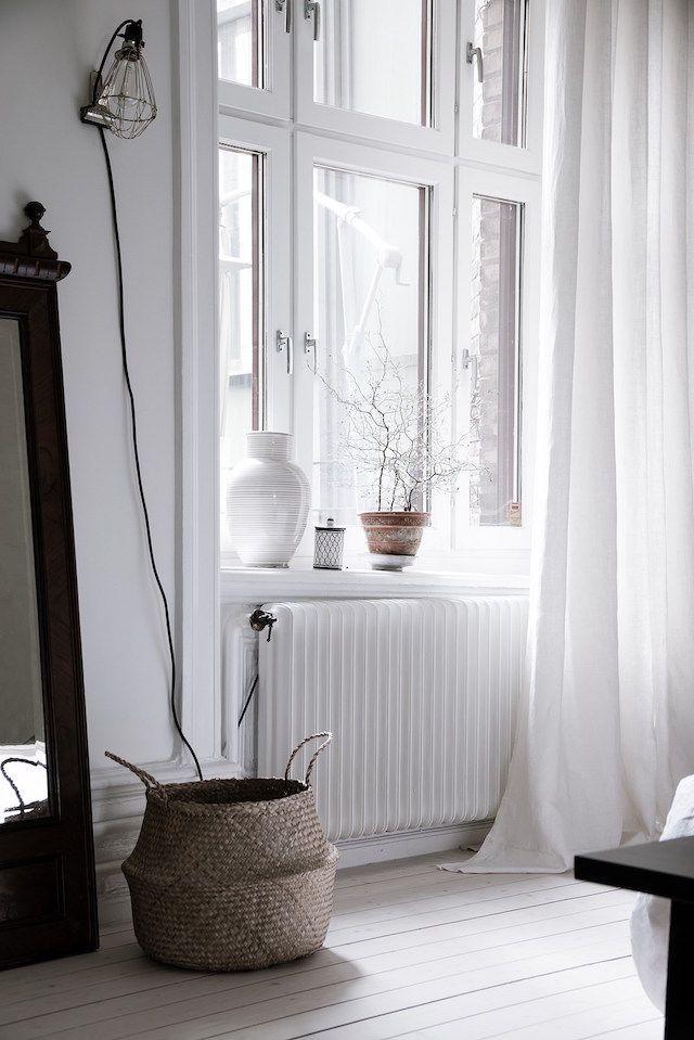 my scandinavian home: An elegant, light and airy Swedish home