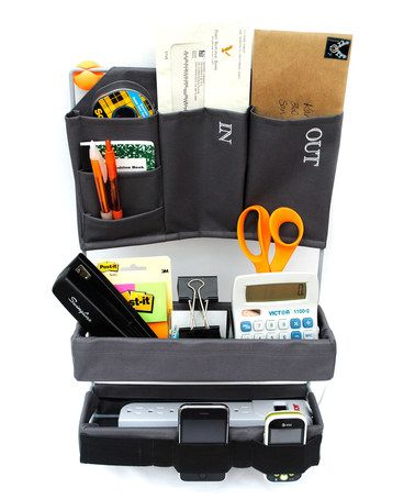 Take a look at this Office Wall Organizer by Kangaroom on #zulily today! $20 !!