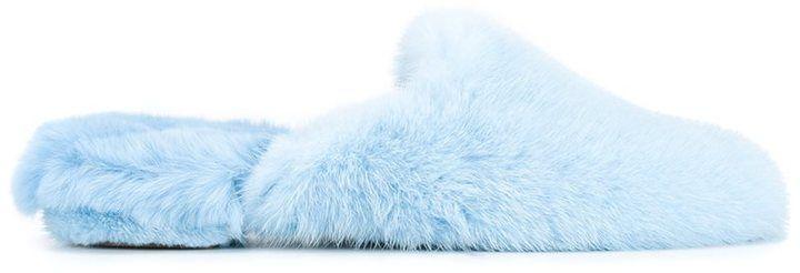 Natasha Zinko classic slippers