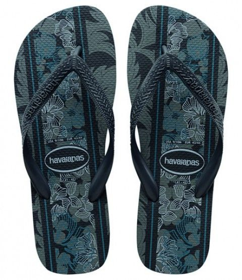 Summer beach flip flops are now ready for you to have! Havaianas Aloha Grey/Grey Flip Flop @www.flopstore.com https://www.flopstore.com/com_english/havaianas-aloha-grey-grey-flip-flop.html