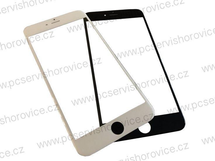 Náhradní sklo displeje (dotykové sklo) pro Apple iPhone 6 PLUS a 6S PLUS. Můžete využít služeb našeho servisu, kde Vám sklo vyměníme.