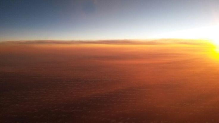 Julio 16-2014 / Volando hacia Chile