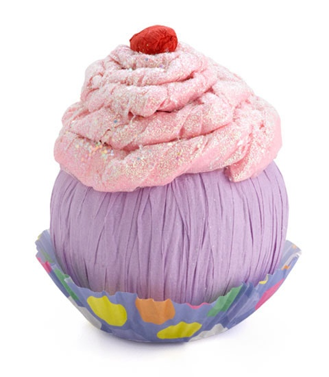 Cupcake Surprise Ball -love it