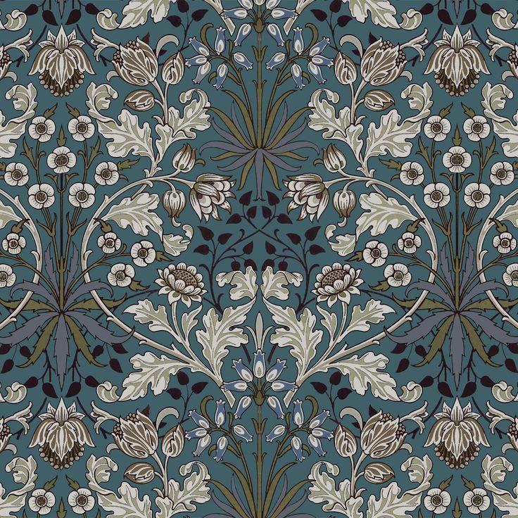 <p>As part of the House of Hackney x William Morris collection, HYACINTH is reimagined and remastered for this special collaboration. The Art Nouveau ...