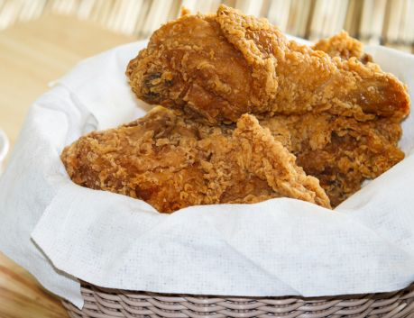 Pui prăjit ca la KFC   Retete culinare - Romanesti si din Bucataria internationala