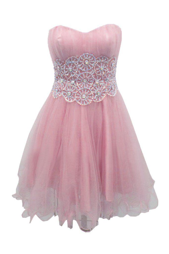 Mejores 187 imágenes de Dresses $150 or Less-Short Prom/Party ...