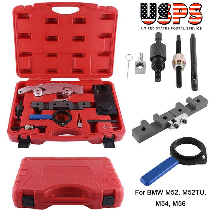 Cool Amazing Double Vanos Complete Timing Special Tools Kit for BMW M52, M52TU, M54, M56 USA 2017 2018 Check more at http://24auto.ga/2017/amazing-double-vanos-complete-timing-special-tools-kit-for-bmw-m52-m52tu-m54-m56-usa-2017-2018/