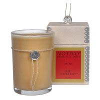 Votivo Aromatic Candle Red Currant -