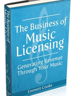 The Business of Music Licensing eBook by Emmett Cooke | ProducerSpot http://www.producerspot.com/the-business-of-music-licensing-pdf-ebook-by-emmett-cooke