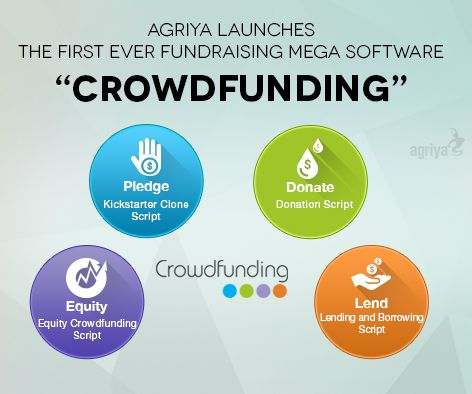 Agriya finally unveils the secret of a new and smart fundraising software –#Crowdfunding. This software is capable of creating a crowdfunding website for all business models like donation, pledge, equity and lend For more about Pledge: http://www.agriya.com/products/kickstarter-clone