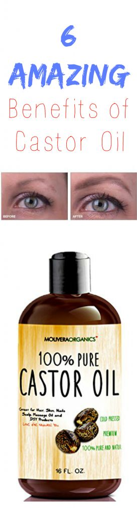 If you're not already obsessed with Castor Oil it's time to GET obsessed! This stuff is seriously god-sent. It will do everything from erasing wrinkles to making your eyebrows thicker. A must have for any beauty lover!