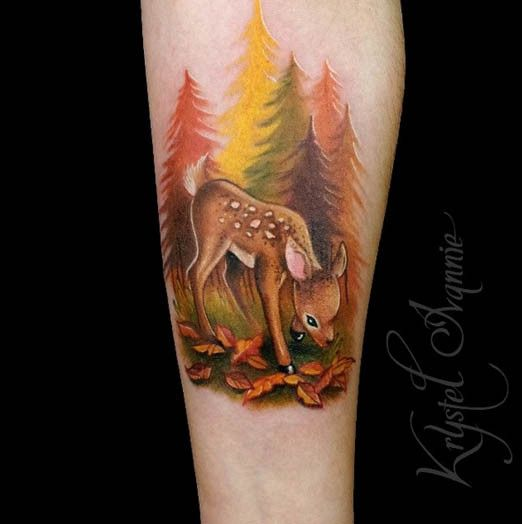 1000 ideas about fawn tattoo on pinterest deer tattoo hannah pixie and tattoos. Black Bedroom Furniture Sets. Home Design Ideas