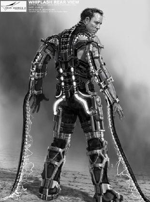 Whiplash Iron Man 74