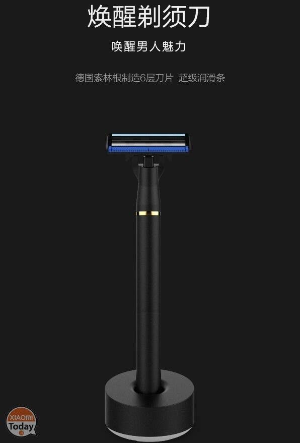 Se la barba non fa il filosofo allora ci pensa Xiaomi con il suo rasoio H600 #Xiaomi #Crowdfunding #H600 #Rasoio #RasoioH600 #Xiaomi https://www.xiaomitoday.it/?p=23450