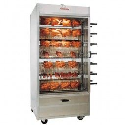 Old Hickory N14g 70 Chicken Commercial Rotisserie Oven Machine Gas Rotisserie Pinterest