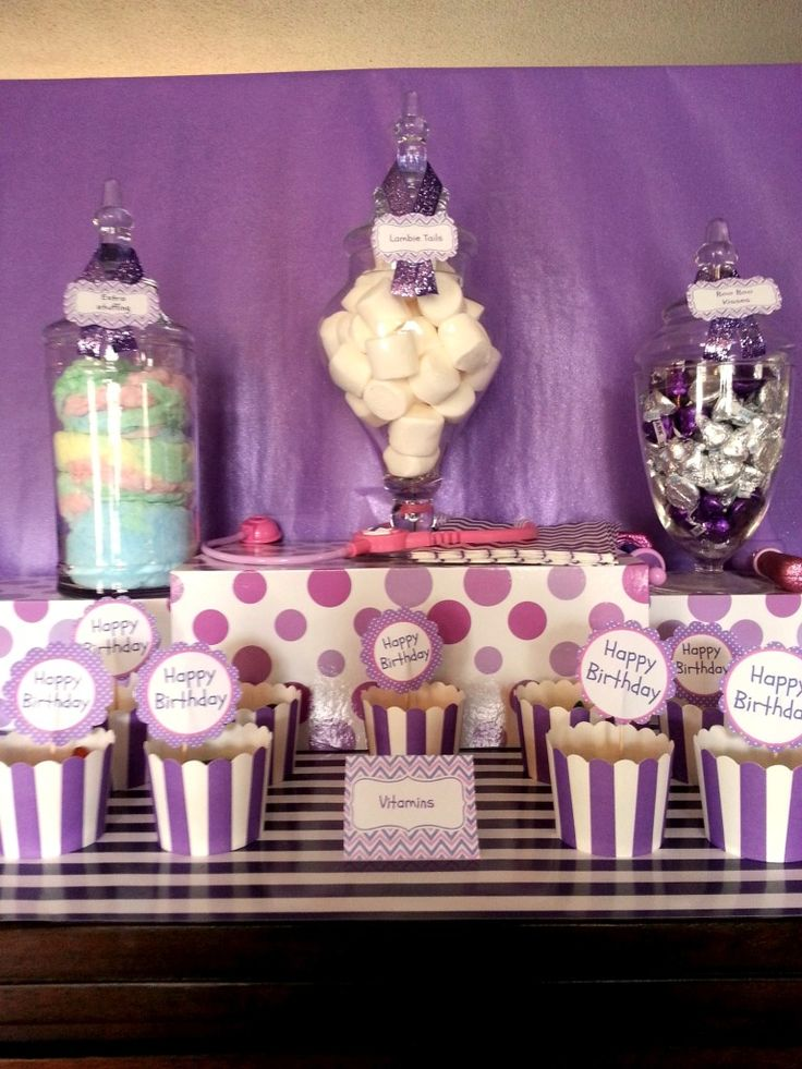 Doc McStuffin Birthday Party & 98 best 4 year old doc mcstuffins party images on Pinterest ...
