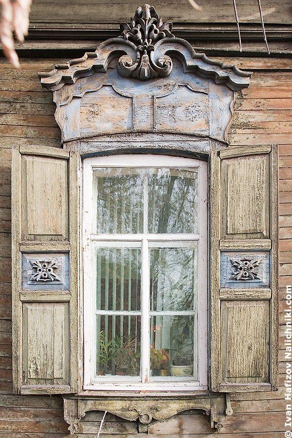 Редкой красоты иркутское окошко - http://nalichniki.com/redkoj-krasoty-irkutskoe-okoshko/