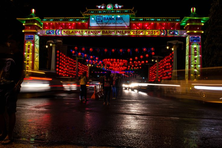 Chinese New Year at Surakarta, Indonesia